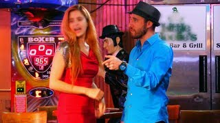 Karaoke Girl Gold Digger Prank!!