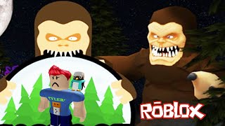 ROBLOX BIGFOOT...Crazy Escape