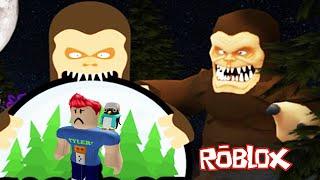 ROBLOX BIGFOOT...Crazy Escape