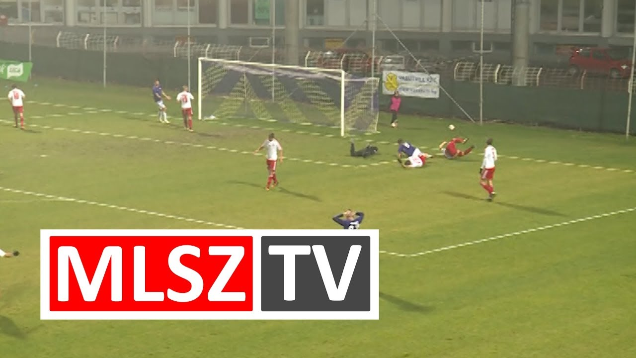 Soproni VSE - Kisvárda Master Good |2-2 (1-0) | Merkantil Bank Liga NB II.| 19. forduló |
