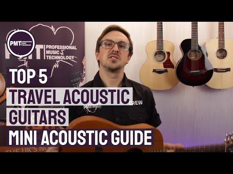 Top 5 Travel Acoustic Guitars (Full)
