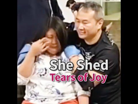 Throwback Year 2019 - She can finally walk again!