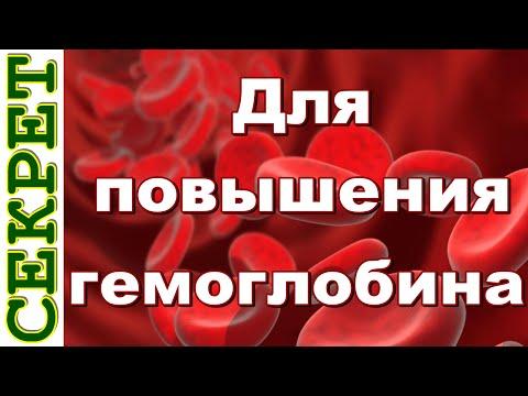 Натуральные средства для повышения гемоглобина