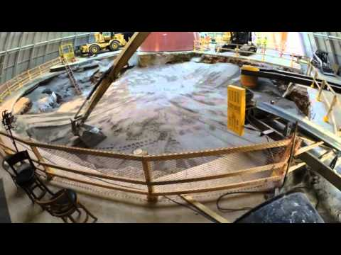 Time-lapse Video of the Corvette Museum Skydome Sinkhole Construction