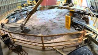 Repeat youtube video Time-lapse Video of the Corvette Museum Skydome Sinkhole Construction