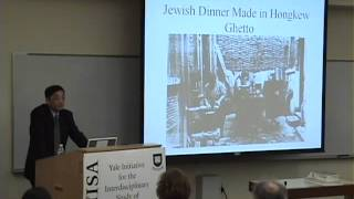 "Guang Pan -- ""Jews in China"" Part 1"