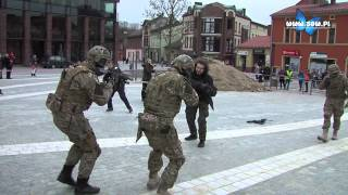 Militarna Polska odbiła zakładników. W ramach WOŚP strzelnica ASG