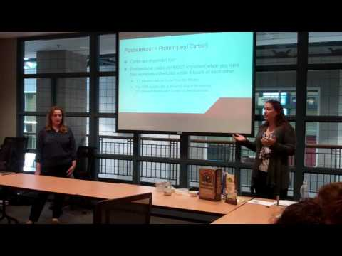 Nutrition Education Presentation Assignment