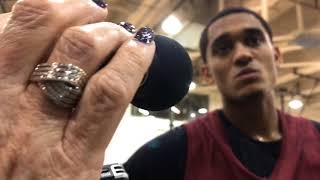 Jordan Clarkson talks Cavaliers' Finals expectations and whether or not he'll miss LaVar Ball
