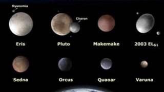 The Dwarf Planets and Trans-Neptunian Objects (TNOs)