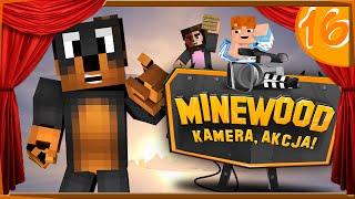 Minecraft: MINEWOOD - NAPAD NA TELEWIZJĘ! | ZLECENIE OD SKACHA! /Abra, Skach - ODC 16 - minewood.pl