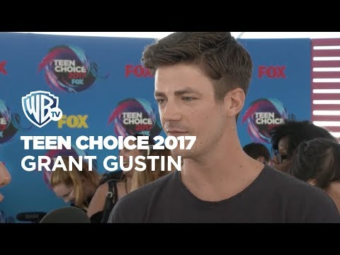 Teen Choice 2017   Grant Gustin
