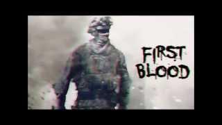 Aggressive War Instrumental - First Blood