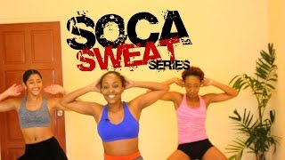 Soca Dance Fitness Workout  - ANA by Swappi (Soca 2017)