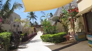 019 Занзибар 2019 Танзания красивые виды ПАРКА отеля ПРИРОДА Бар ЗАНЗИ БАР Zanzibar Tanzania