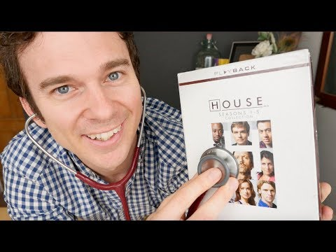 Real doctor reacts to HOUSE MD 'THREE STORIES' - Why does House limp?
