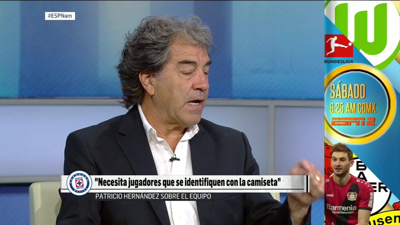 Billy lvarez le pide lealtad a la aficin de Cruz Azul