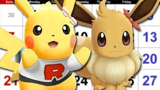 20+ Things To Do EVERY DAY in Pokemon Let's Go Pikachu & Eevee!