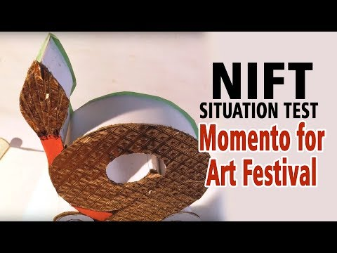 Momento for Art Festival (NIFT- SITUATION TEST)