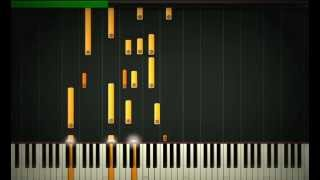 Boyzone - Everyday I Love You (Piano on Synthesia)