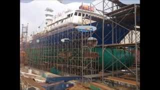 pembuatan kapal j240