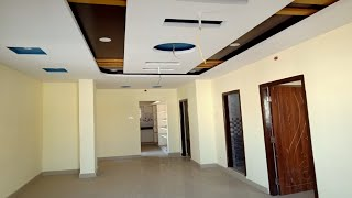 55 Lakhs Only | Brand New Flat For Sale in Gachibowli | Including Amenities Gst & False Ceiling