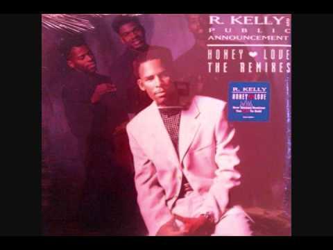 R. Kelly -Honey Love(v-version)Chopped-N-Screwed By DJ Laid Bac