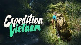 Dans la jungle des Annamites - Expédition scientifique (Vietnam)