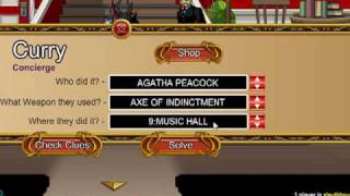 AQW How to solve the mystery in sleuthhound inn