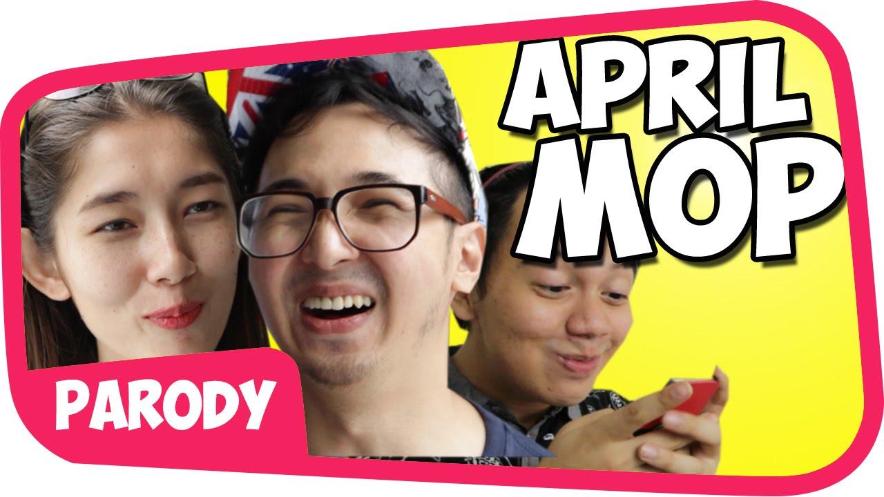 7 Tipe Orang Saat April Mop Fools With Chandra Liow