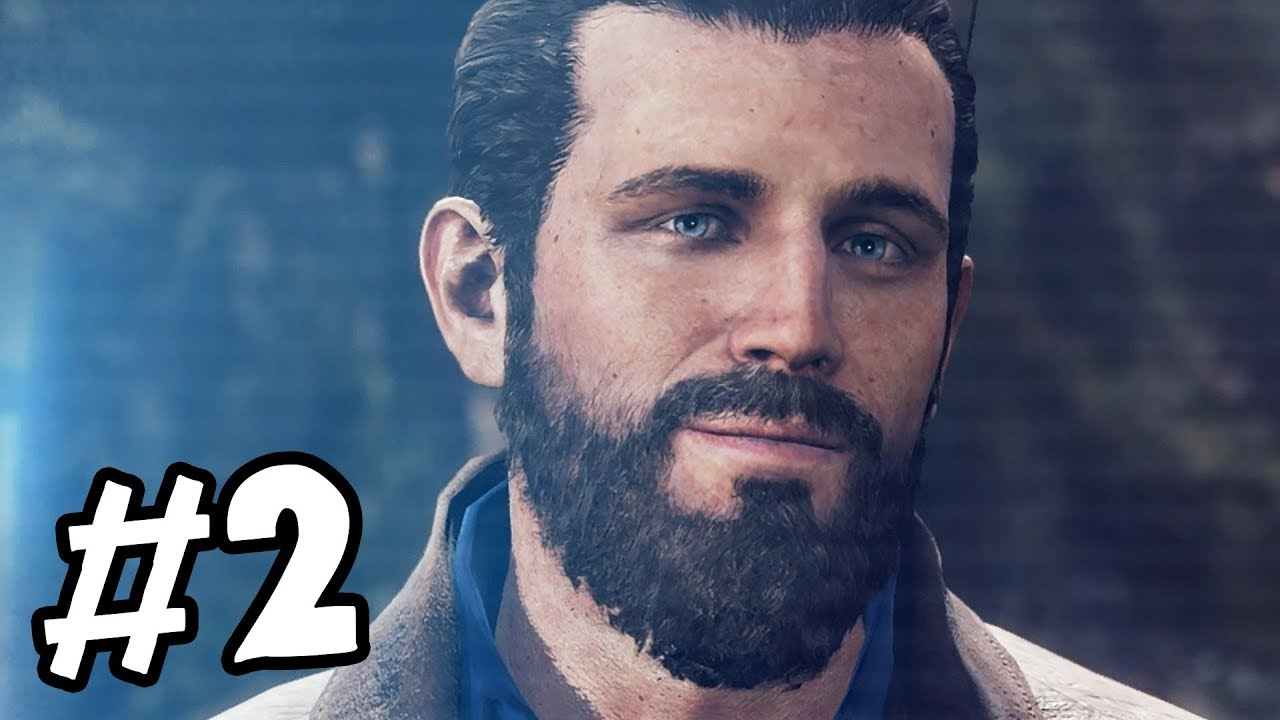 John Seed Far Cry 5 Let S Play Part 2 Youtube