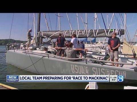 Sailors Confident, Cautious Before Race To Mackinac