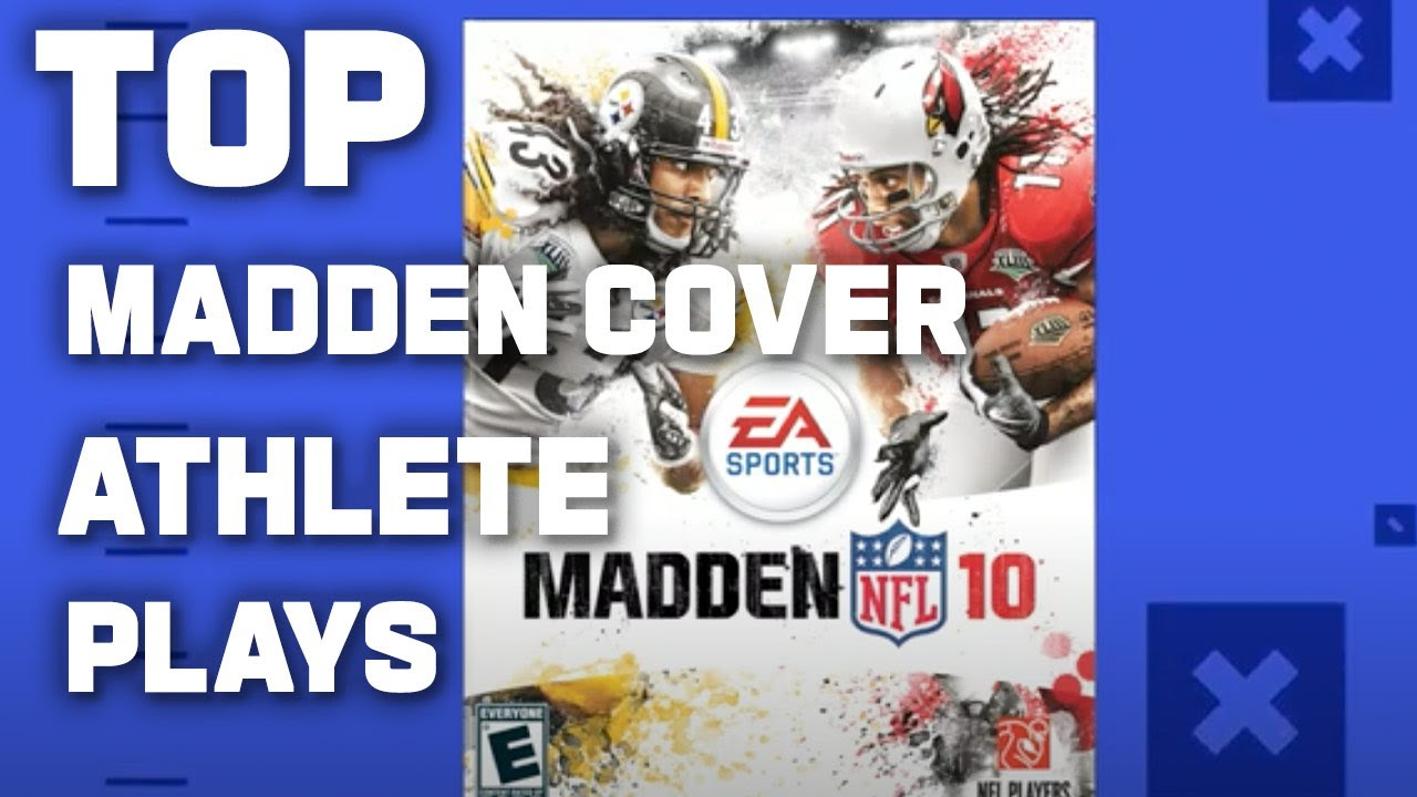 Top 10 plays from Former 'Madden' Cover Stars