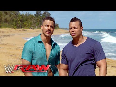 Tour the beaches of Puerto Rico: Raw, April 11, 2016