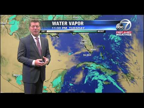 Video: First Alert Weather - 11pm May 22, 2018