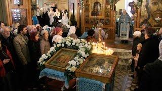 Протоиерей Димитрий Смирнов. Проповедь на праздник Введения во храм Пресвятой Богородицы