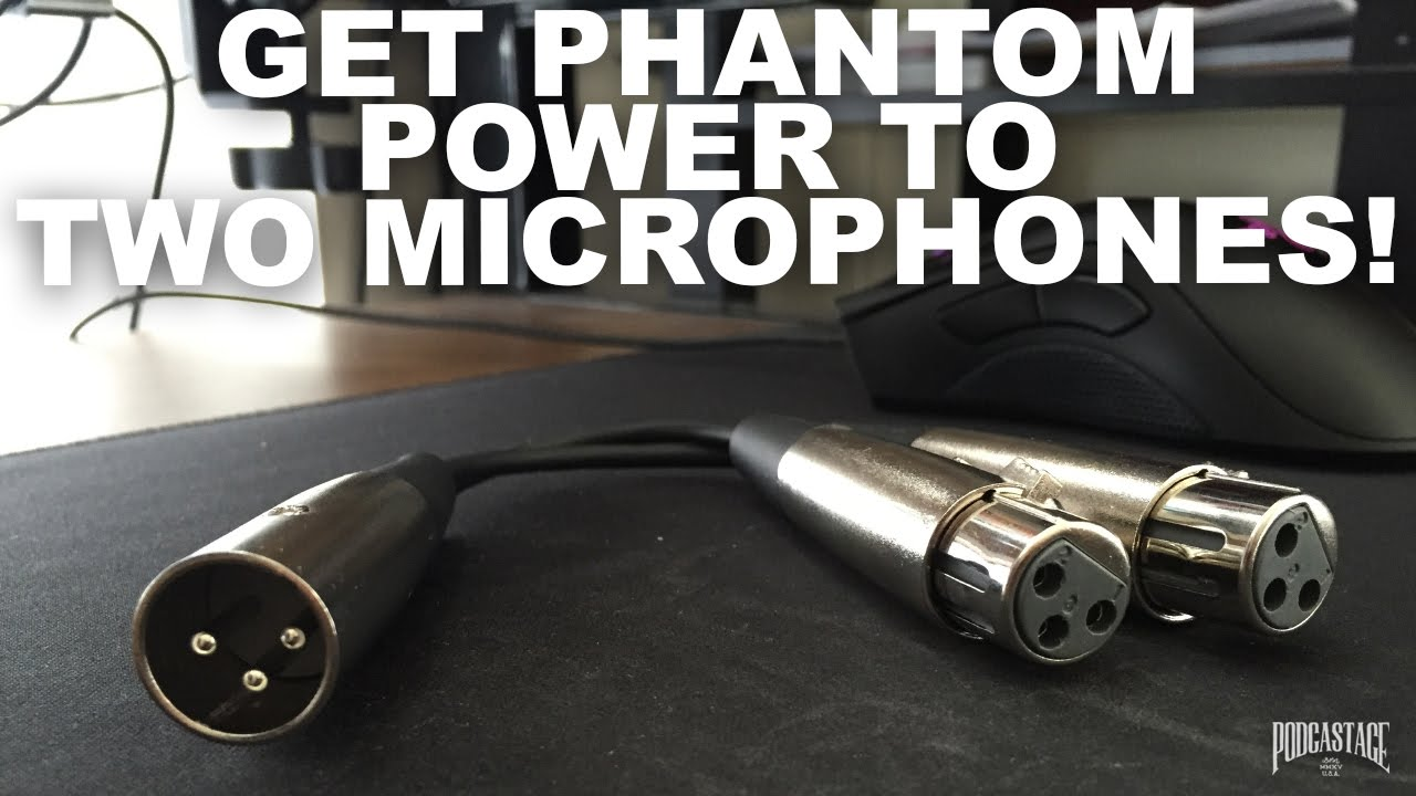 Can You Record Multiple Condenser Mics with an XLR Splitter?