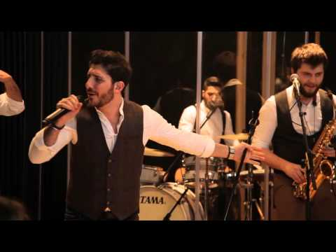 Marc Hatem & Take 5 | SEXY & I KNOW IT | LMFAO Cover | i8 On Air