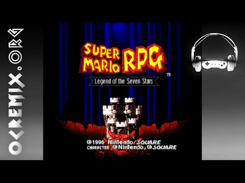 "Super Mario RPG ReMix by Wiesty & XPRTNovice: ""Honky Town"" [Rose Town] (#3535)"