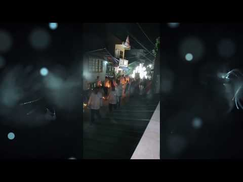 Maneldo - Holy Week 2020 - Limbun (Procession)