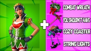 """TOP 10 """"PERFECT"""" SKIN + BACKBLING COMBOS in Fortnite! (insanely perfect combos)"""