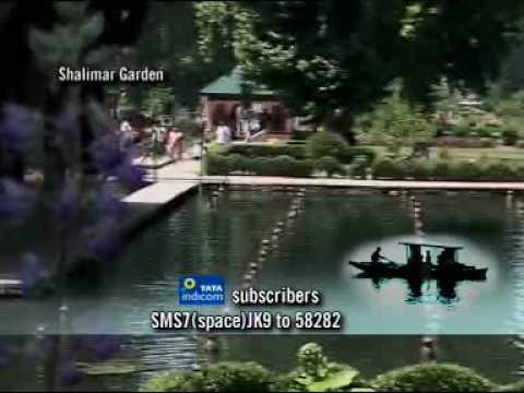 7 Wonders of India: Shalimar Garden