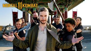 The Science of Mortal Kombat - Premieres February 18th