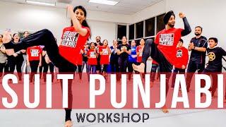 Bhangra Empire - Suit Punjabi Workshop