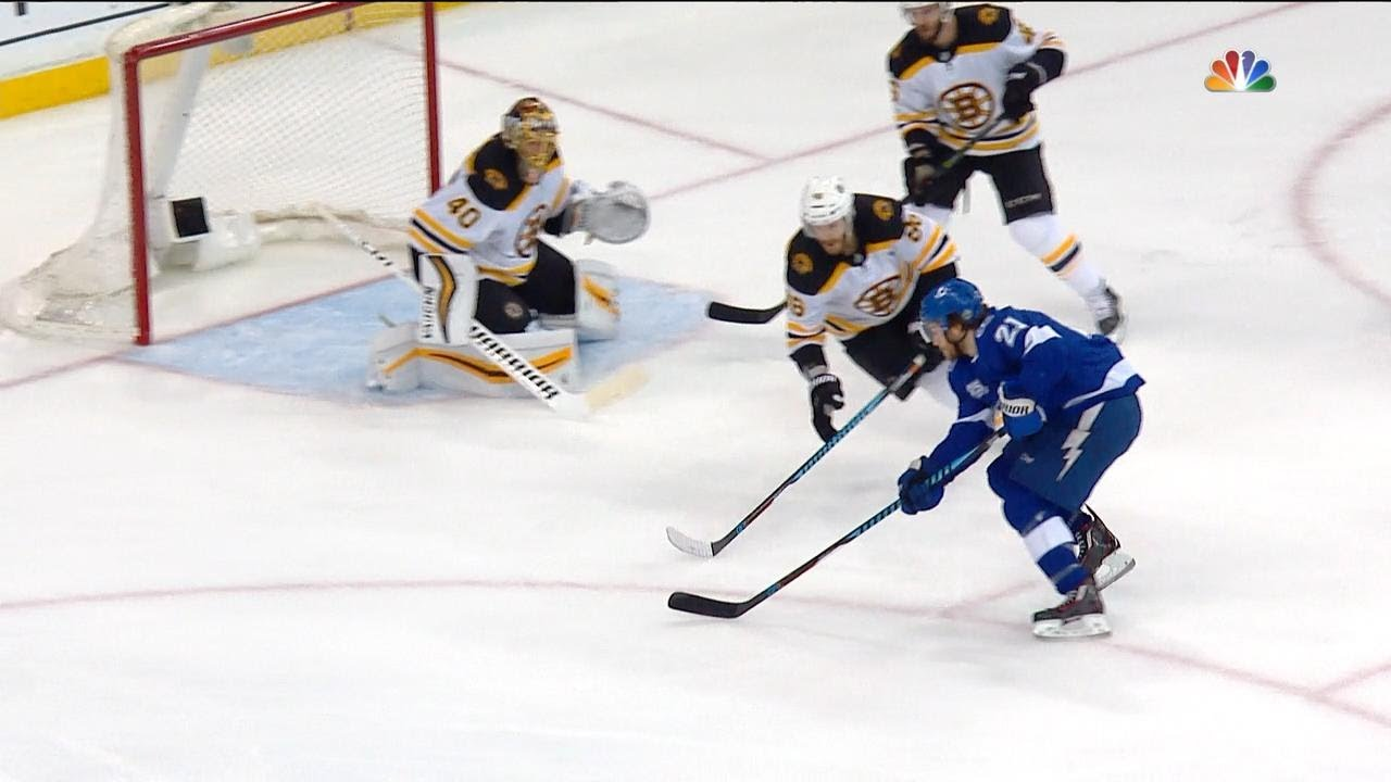 Lightning's physicality shows once again against Bruins