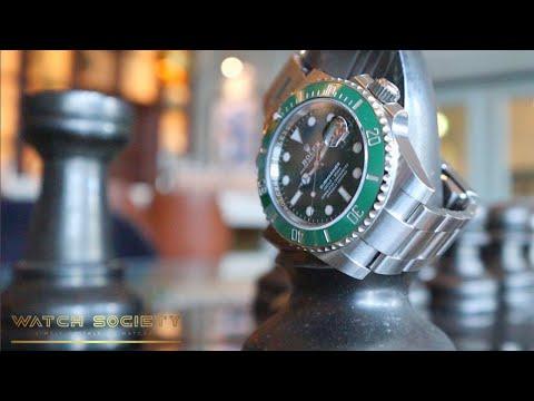 ROLEX HULK: SUBMARINER 116610LV, Should You Go Green?