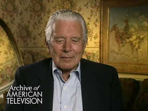 """John Forsythe On The Television Series """"To Rome With Love"""" - TelevisionAcademy.com/Interviews"""