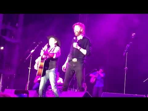 Brooks & Dunn - My Maria - Live 2018