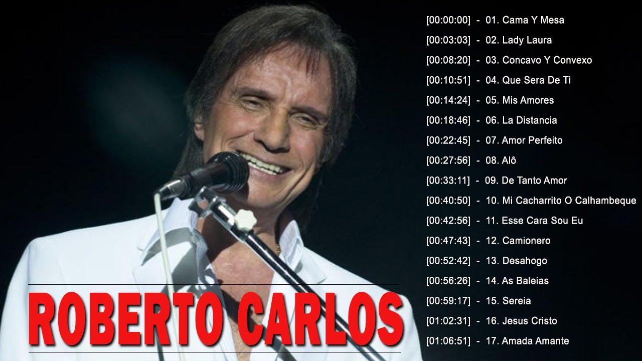 Roberto Carlos As Melhores - Melhores Músicas de Roberto Carlos - CD Completo (Full Album 2021)