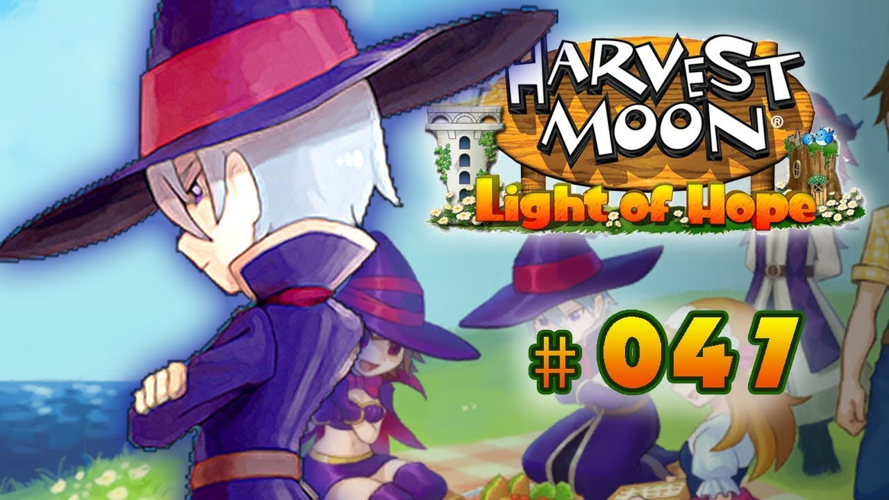 harvest moon how to play